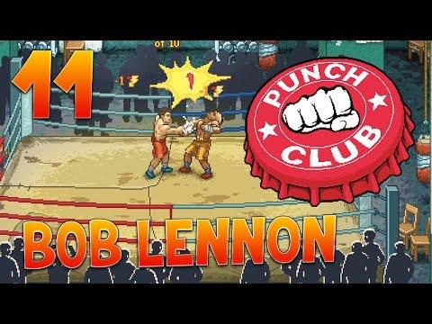 ULTIMATE GASTON !!! PUNCH-CLUB : Ep.11 avec Bob Lennon