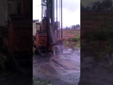Borewell Drilling Rupesh Vishepatil land