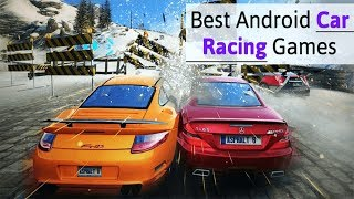 Top 5 Best Offline Car Racing Games for Android/iOS 2018 (High Graphics)🔥🔥