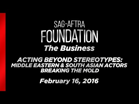 The Business: Acting Beyond Stereotypes: Middle Eastern & South Asian Actors Breaking the Mold