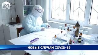 За прошедшие сутки в Кыргызстане выявлено 78 новых случаев заражения COVID-19
