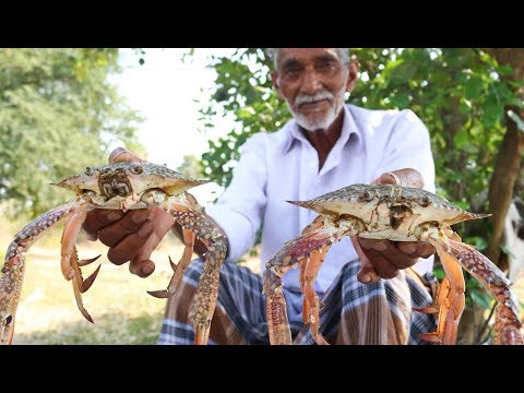 COOKING CRABS RECIPE | How to Clean and Cook Crabs | Grandpa Kitchen