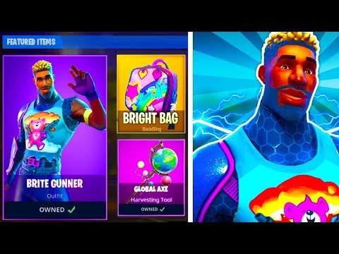how to get brite bag in fortnite season 4