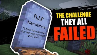 Monster School : RIP Herobrine and students - Minecraft Animation