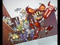 Transformers ROTF all Appliancebot scenes|Devthegunner