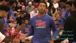 Justin Moore (DeMatha/TTO) Capitol Hoops Official Mixtape, Volume 3