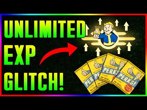 Fallout 76 - SOLO UNLIMITED EXP Glitch! After Patch! [Requires Dupe Glitch] (In Depth Tutorial) thumbnail