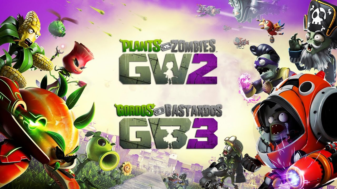 Rese a plants vs zombies garden warfare 2 3 gordos for Plante vs zombie garden warfare 2