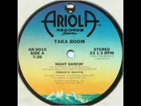 Taka Boom - Night Dancin' (1979)