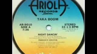 Taka Boom - Night Dancin