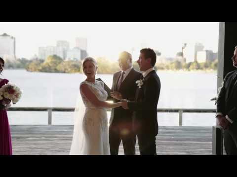 Funny Wedding Flower Girl
