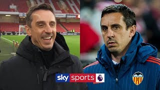 """Did you know you were going to be sacked at Valencia?"" 
