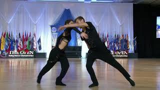 Jakub Jakoubek & Emeline Rochefeuille - Classic - US Open 2017