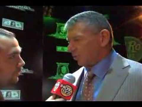 Hot 97's Peter Rosenberg Interviews Vince McMahon (Full)