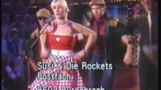 [HQ] - Susi und die Rockets - Dieses Haus ist kein Bahnhof - 14.09.1981