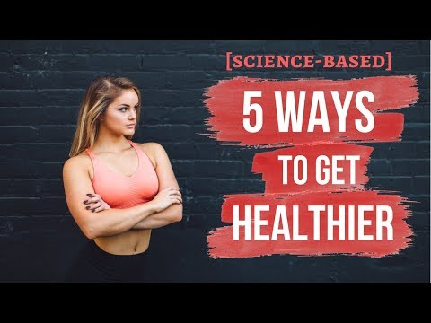 5 HEALTHY HABITS TO START NOW �� [Science Explained] Health Gains: Ep 2