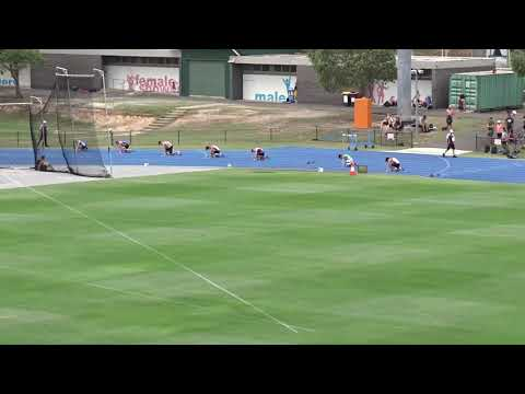 Ht5. 200m Men, Glynis Nunn Shield, QSAC, Brisbane 12/01/2020