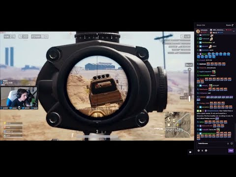 Shroud Wins Snipers ONLY In War Twitch Rivals