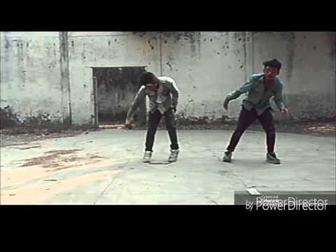zombie dance (rock & Mandy)