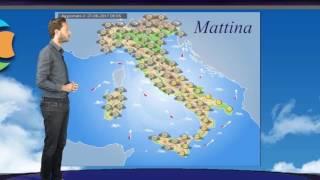 Previsioni meteo Italia 28 Giugno 2017