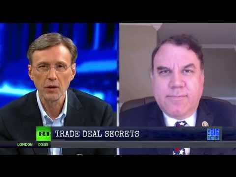 Congressman Grayson on The TPP and Its Evil Cousin TISA