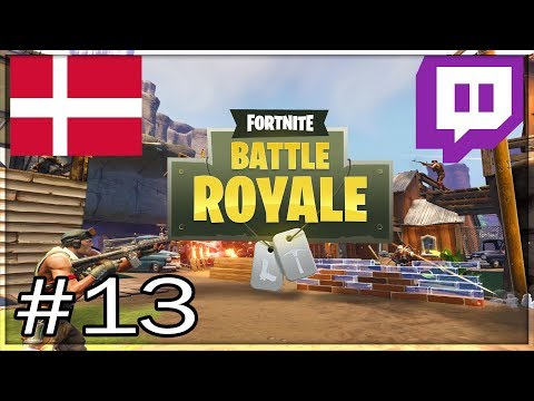 Danske Fortnite Highlights #13 | FT. JonasPSGamer, Bloch, Quito og Flere