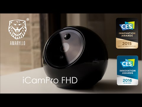 Secure Your Home or Office with This CES-Award Winning Robotic Security Camera