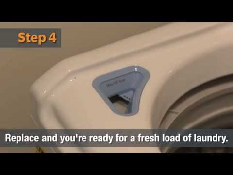 How To Deep Clean the Washing Machine | Home Hacks