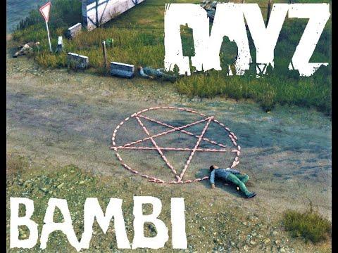 [DAYZ 1.05] - Une Vie De Bambi #1