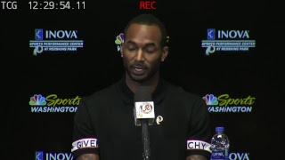 Introductory Press Conference: Redskins WR Paul Richardson Jr.