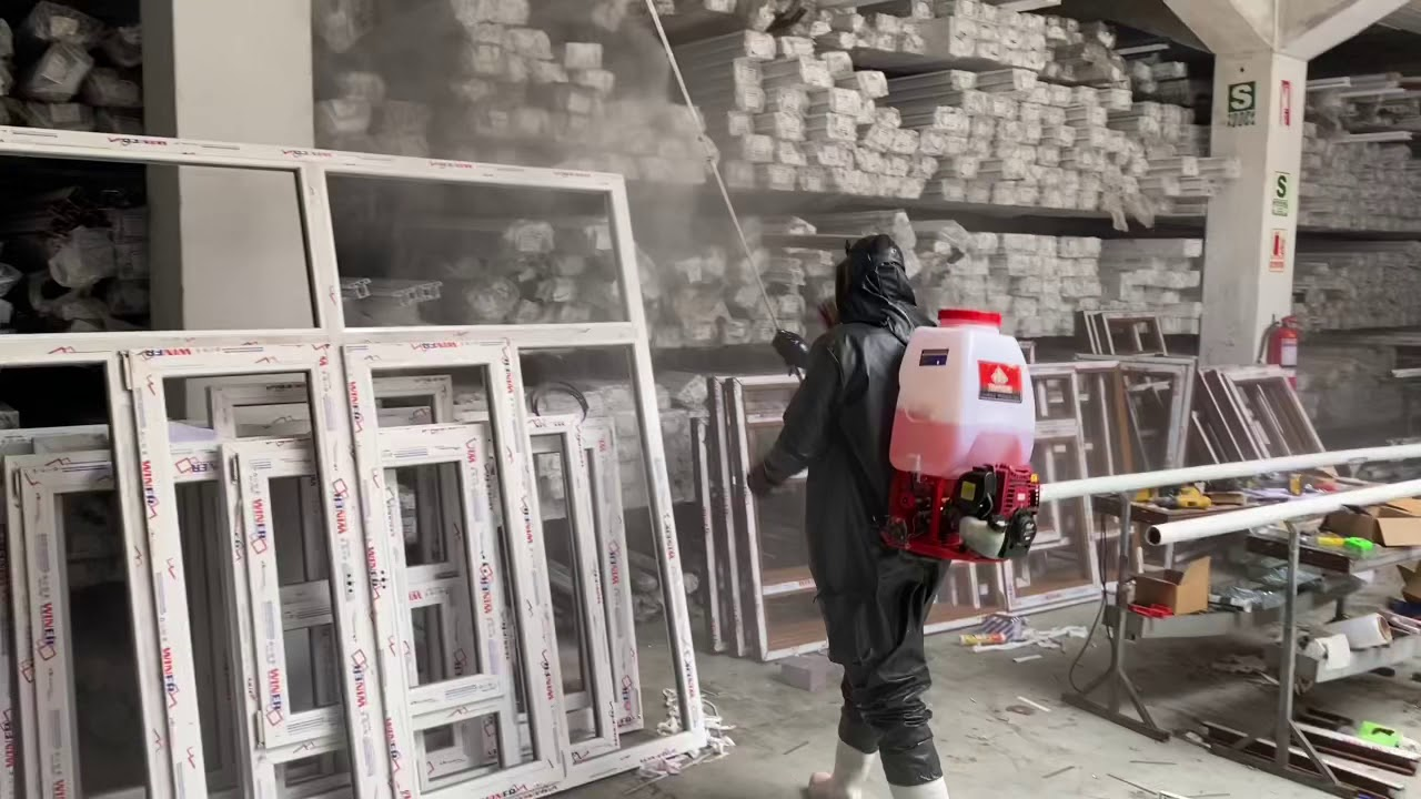 FABRICAMOS LAS MEJORES VENTANAS DE PVC EN EL PERU