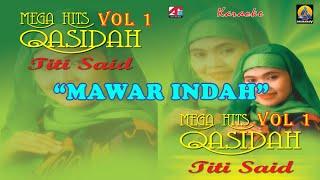 Titi Said - Mawar Indah (Karaoke) - Qasidah Vol 1