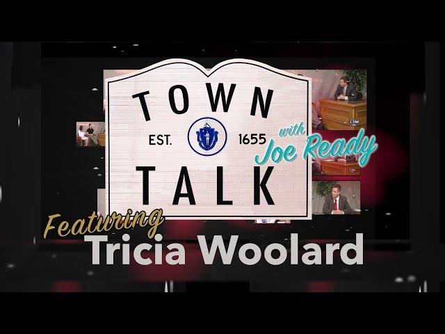 Town Talk featuring Tricia Woolard - March 18, 2019