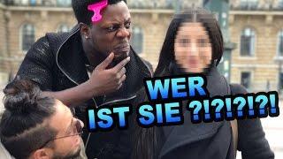FREMDE am Alter erkennen (Street Comedy ft Danergy) - JokaH Tululu