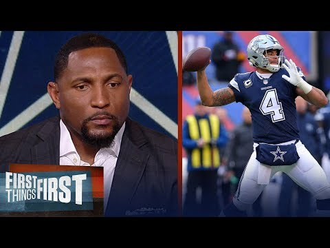 What have we learned from Dak Prescott with Ezekiel Elliott out? | FIRST THINGS FIRST