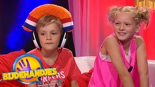De relatietest van Daan en Roos | Bijdehandjes | SBS6