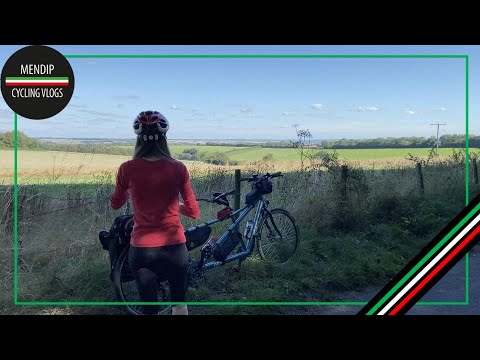 Taking My Non-Cycling Wife on a 400km Bicycle Tour on a Tandem- Ep 1 thumbnail