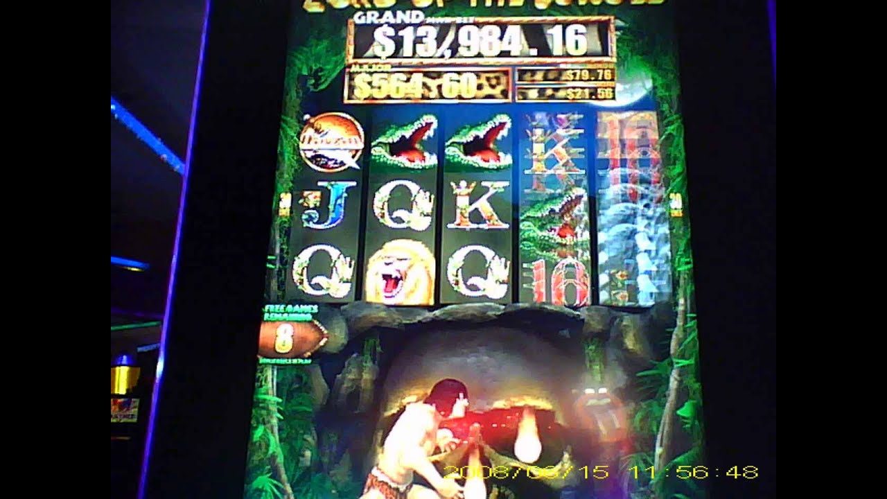 Tarzan lord of the jungle slot machine play for money league of legends