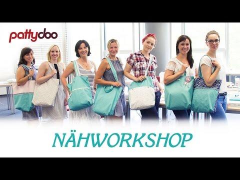 Tchibo ideas Nähworkshop mit pattydoo