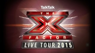 Come to The X Factor Live Tour! | The X Factor UK 2014