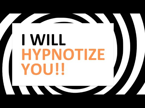 Hypnotize Yourself Become A Vampire Hypnosis Funnydog Tv