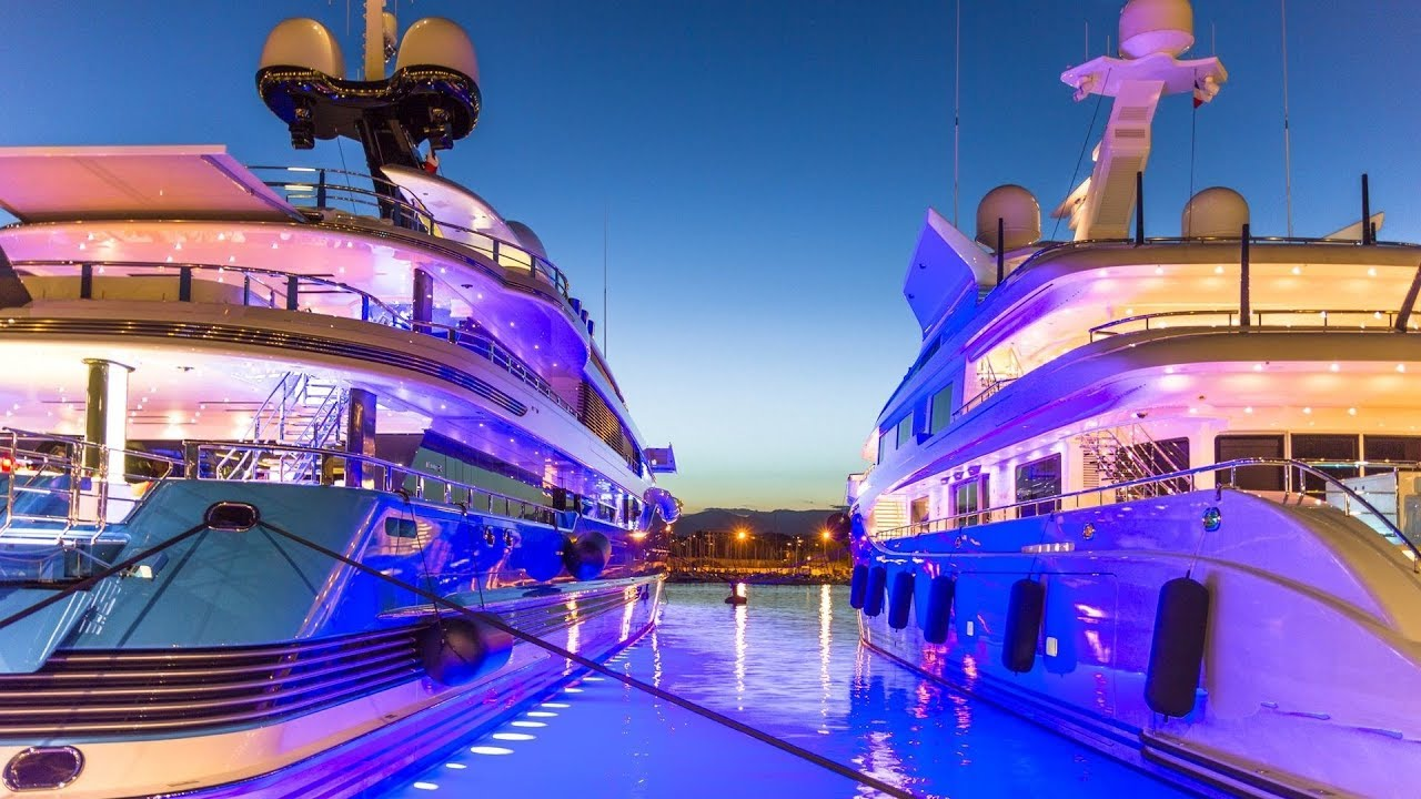 F1 Monaco Yacht Party - Imperial Corporate Events - YouTube