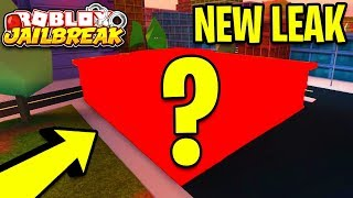 Jailbreak NEW BUILDING LEAKED! NEW UPDATE OUT TODAY! | Roblox Jailbreak New Update