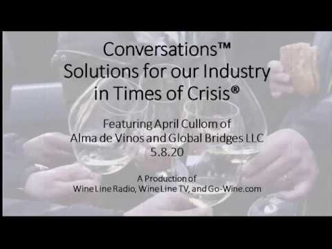 wine article April Collum Solutions For The Wine Industry In Times Of Crisis