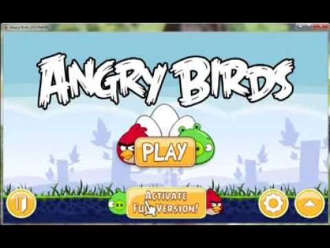 Ключ активации для любых версий Angry Birds.(Activation Key Angry Birds)