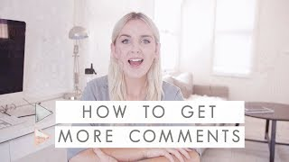 Video How to Get More Comments on your Youtube Videos | CHANNEL NOTES download MP3, 3GP, MP4, WEBM, AVI, FLV Juli 2018