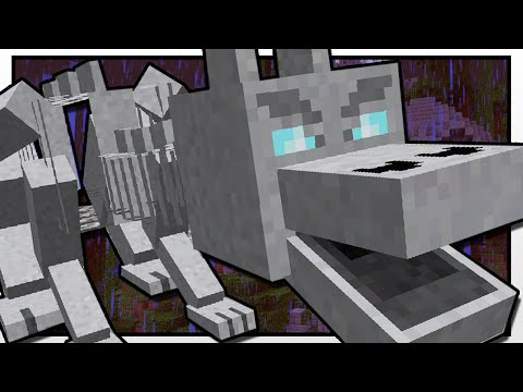 Minecraft | GREAT SKULL DRAGON!! | Custom Vacation Adventure #5