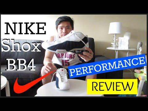 7eb2e5c6c12746 Nike Shox BB4 Performance Review - YouTube