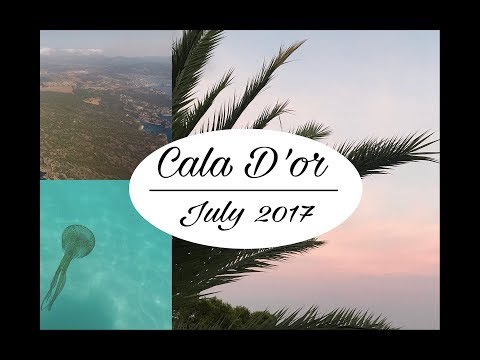 Cala D'or Majorca 2017 GoPro