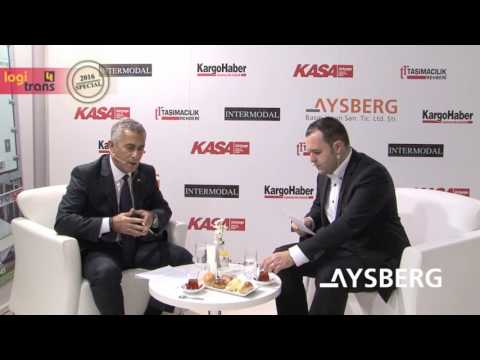 Tea & Talk logitrans 2016: Prof. Dr. Stefan Iskan interviews Hasan Hatipoğlu